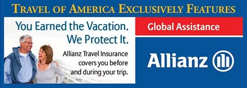 Travel of America Exclusively Features Allianz Travel Insurance